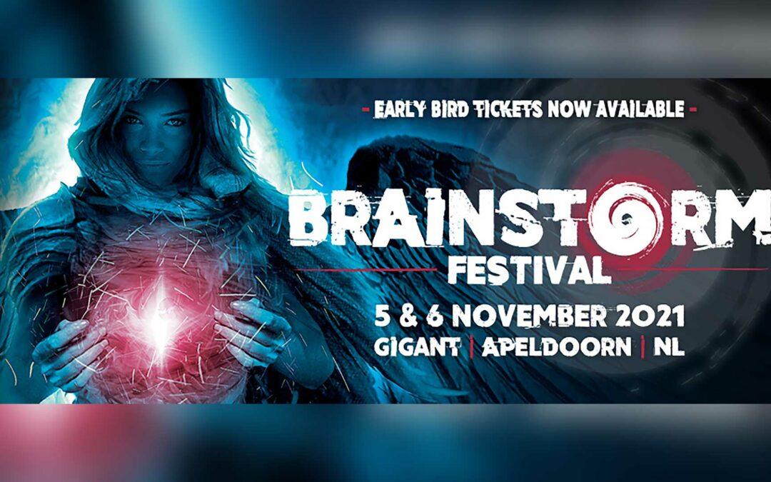 Narnia – Now confirmed for Brainstorm Festival 2021